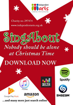 Independent Arts Christmas single