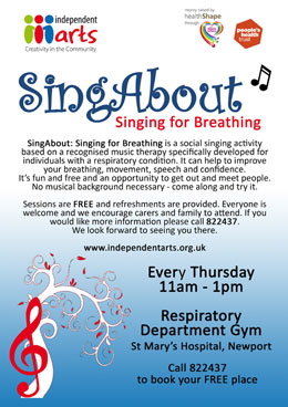 Singing for Breathing