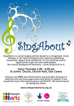 SingAbout East Cowes