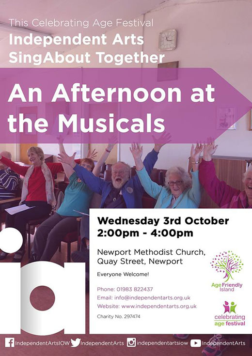 SingAbout Together Oct 2018