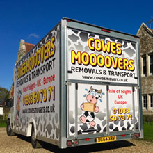 Cowes Movers