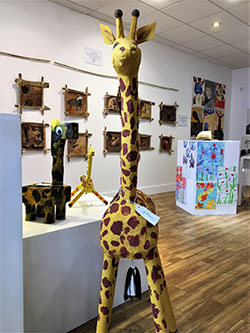 PPUG Nine Acres Primary exhibition July 2019