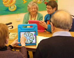 Creative Café Get Going With iPads