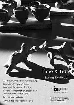 Time & Tide Exhibition Poster