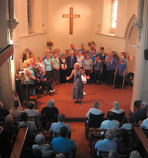 Priory concert